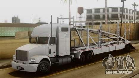 GTA 5 MTL Packer Driving para GTA San Andreas
