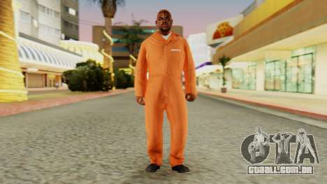 [GTA 5] Prisoner2 para GTA San Andreas segunda tela