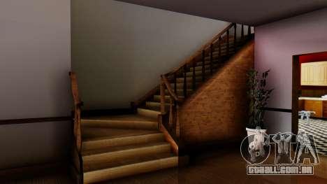 New Interior for CJs House para GTA San Andreas quinto tela