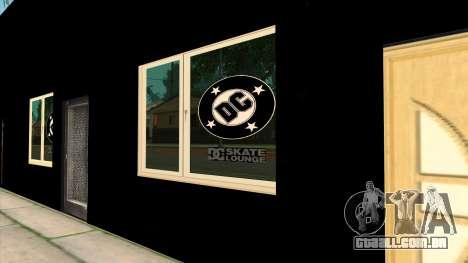 New Store DC v2 para GTA San Andreas terceira tela