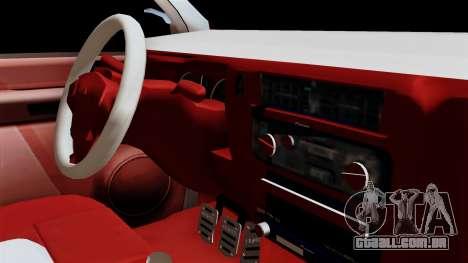 Toyota Hilux 2014 para GTA San Andreas vista direita