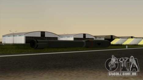 Homing Missile para GTA San Andreas terceira tela