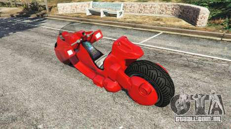 Kenedas bike from Akira para GTA 5