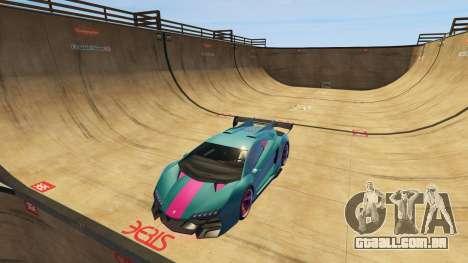 GTA 5 Íngreme rampa quinta imagem de tela