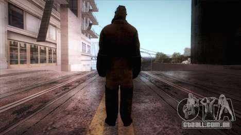 Order Soldier4 from Silent Hill para GTA San Andreas terceira tela