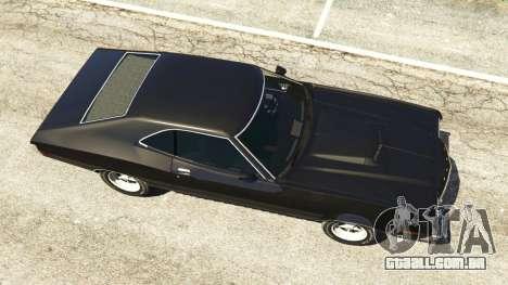 GTA 5 Ford Gran Torino Sport 1972 [Beta] voltar vista