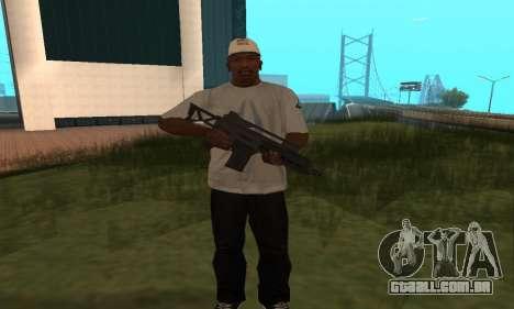 GTA 5 Special Carbine para GTA San Andreas terceira tela