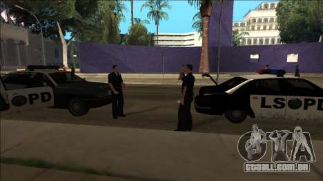 DLC Big Cop and All Previous DLC para GTA San Andreas quinto tela