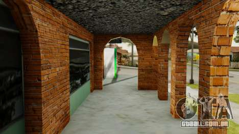 New Bar para GTA San Andreas terceira tela