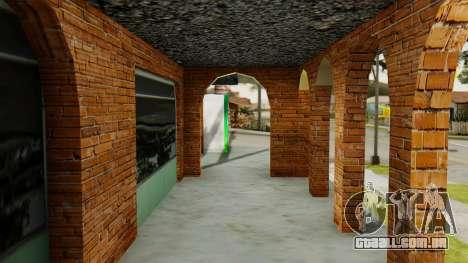 New Bar para GTA San Andreas terceira tela