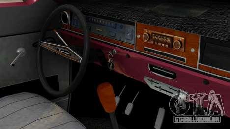 GAZ 2402 para GTA San Andreas traseira esquerda vista