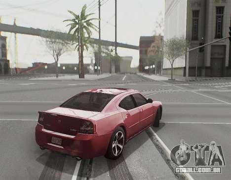 Herp ENB v1.6 para GTA San Andreas segunda tela