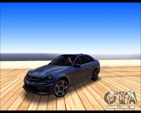 Project 0.1.4 (Medium/High PC) para GTA San Andreas
