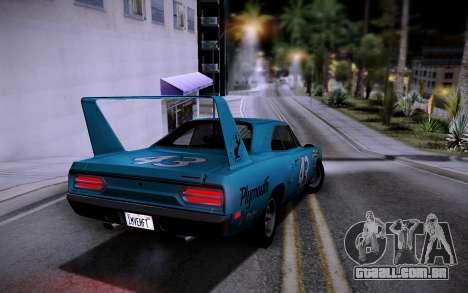 Graphics Mod for Medium PC v3 para GTA San Andreas terceira tela