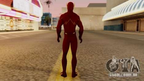 The Flash More Red para GTA San Andreas terceira tela