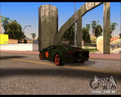 Project 0.1.4 (Medium/High PC) para GTA San Andreas sétima tela