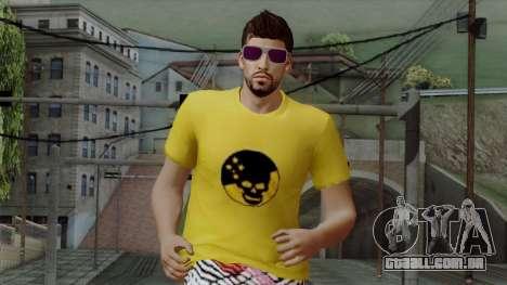 GTA 5 Online Wmygol2 para GTA San Andreas