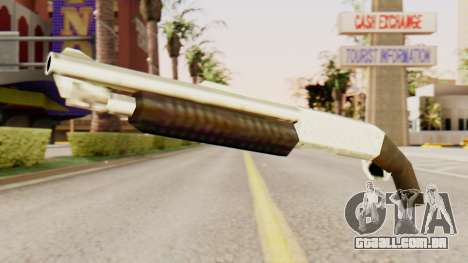 Sangrar original de ação de bomba espingardas para GTA San Andreas