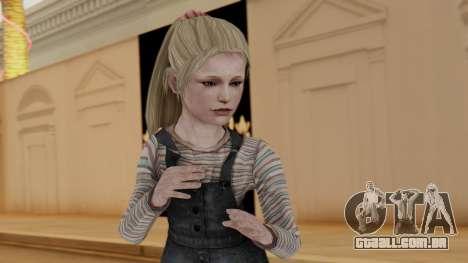[SH2] Laura Child para GTA San Andreas