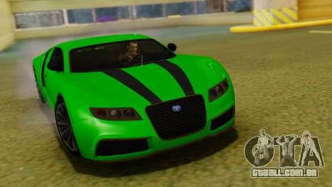 GTA 5 Adder para GTA San Andreas
