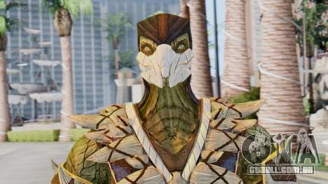 [MKX] Réptil para GTA San Andreas