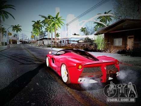 Big Boss ENB para GTA San Andreas segunda tela