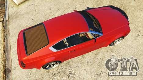 GTA 5 Enus Windsor Rolls Royce Wraith voltar vista