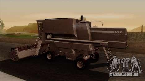 GTA 5 Combine para GTA San Andreas esquerda vista