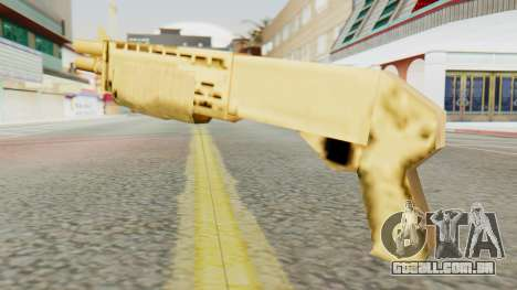 SPAS 12 SA Style para GTA San Andreas segunda tela