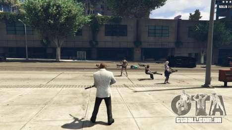 GTA 5 Bodyguard Menu 1.7 nono screenshot