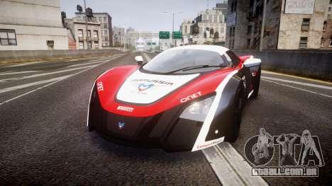 Marussia B2 2012 Jules para GTA 4