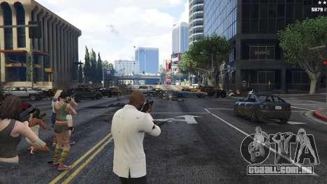 Bodyguard Menu 1.7 para GTA 5