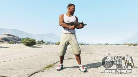 GTA 5 FN F2000 Tactical segundo screenshot
