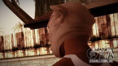 Cerdo Zombie para GTA San Andreas segunda tela