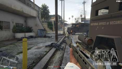GTA 5 The Red House sétima screenshot