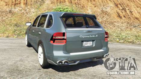 Porsche Cayenne Turbo S 2009 v0.5 [Beta] para GTA 5
