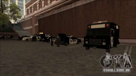 DLC Big Cop and All Previous DLC para GTA San Andreas nono tela