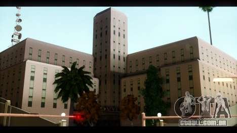 Hospital e Parque de skate para GTA San Andreas segunda tela