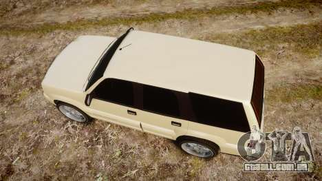 Albany Cavalcade restyling para GTA 4 vista direita