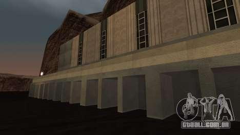 Barragem para GTA San Andreas terceira tela