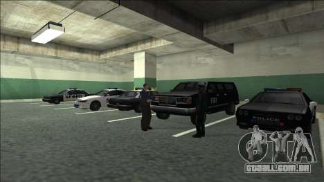 DLC Big Cop and All Previous DLC para GTA San Andreas décimo tela