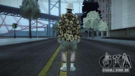 Beach Bum Hmyri para GTA San Andreas terceira tela