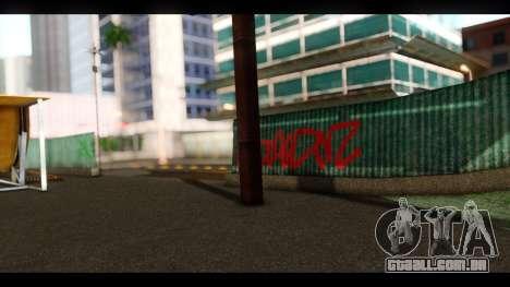 Hospital e Parque de skate para GTA San Andreas décima primeira imagem de tela