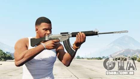 FN FAL para GTA 5