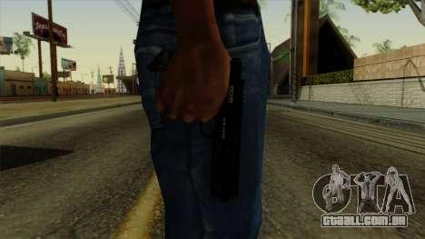 AP Pistol para GTA San Andreas terceira tela