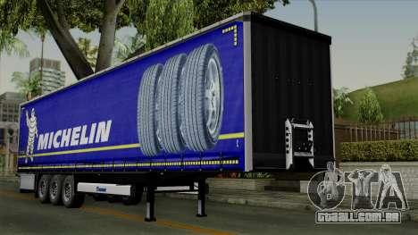 Trailer Krone Profiliner v3 para GTA San Andreas
