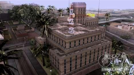 HQ LS Hospital Mipmap 16x para GTA San Andreas segunda tela