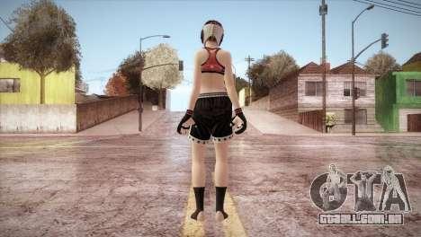 Mila Box para GTA San Andreas terceira tela
