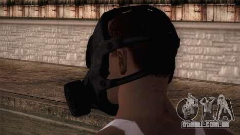 Mascara de Gas para GTA San Andreas segunda tela