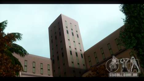 Hospital e Parque de skate para GTA San Andreas quinto tela